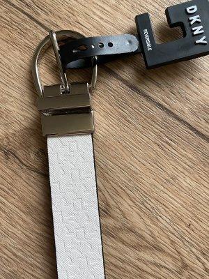 DKNY Cintura doppia bianco-nero