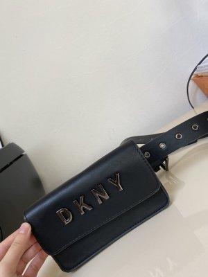DKNY Marsupio nero-antracite