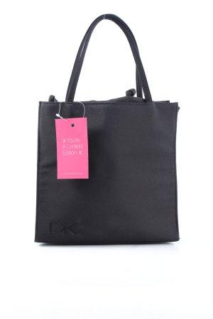 DKNY Handtasche schwarz Business-Look