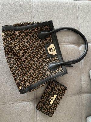 DKNY Handtasche und Geldbörse