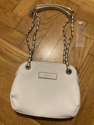 DKNY Handtasche weiß