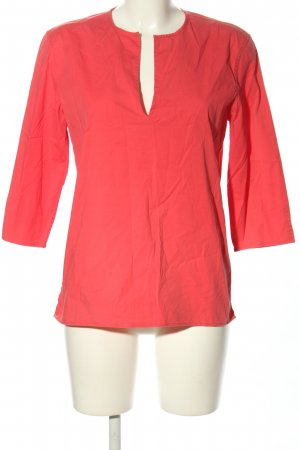DKNY Hemd-Bluse rot Business-Look