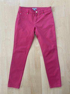 DKNY Tube Jeans raspberry-red