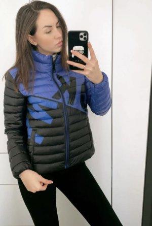 DKNY Jacke Neu Gr. XS damen blau schwarz