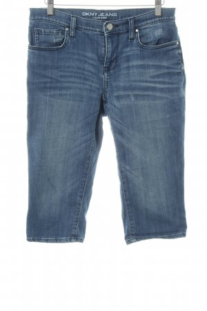 DKNY Jeans 3/4 Jeans blau Casual-Look