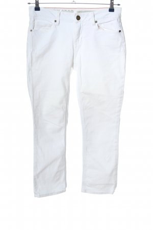 DKNY Jeans 3/4 Jeans weiß Casual-Look