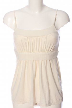 DKNY Jeans Camisole creme Casual-Look