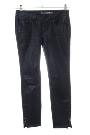 DKNY Jeans Hüftjeans schwarz Casual-Look