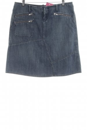 DKNY Jeans Jeansrock blau Jeans-Optik