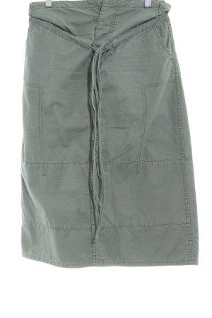 DKNY Jeans Jeansrock khaki Casual-Look