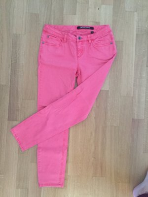 DKNY Jeans Koralle pink Gr 38 wie neu