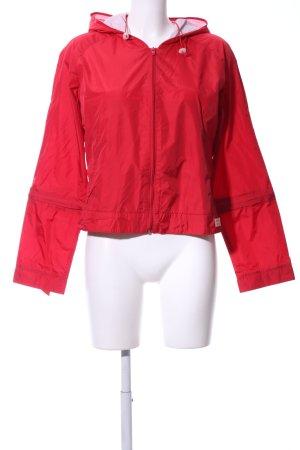DKNY Jeans Kurzjacke rot Casual-Look