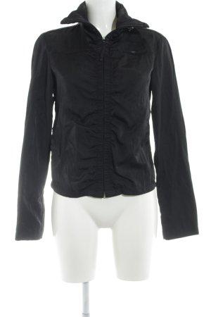 DKNY Jeans Kurzjacke schwarz Casual-Look