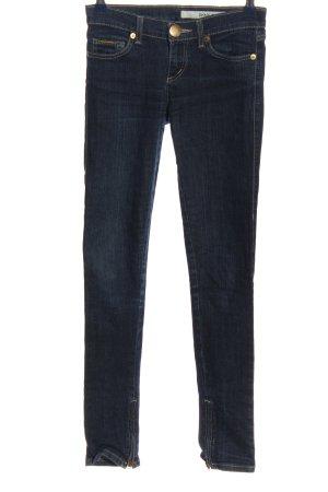 DKNY Jeans Röhrenjeans blau Casual-Look