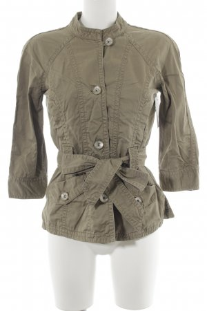 DKNY Jeans Safari Jacket khaki casual look