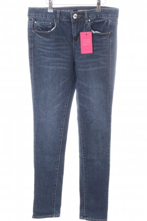 DKNY Jeans Skinny Jeans blau Casual-Look