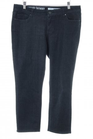 DKNY Jeans Slim Jeans blau-silberfarben Casual-Look