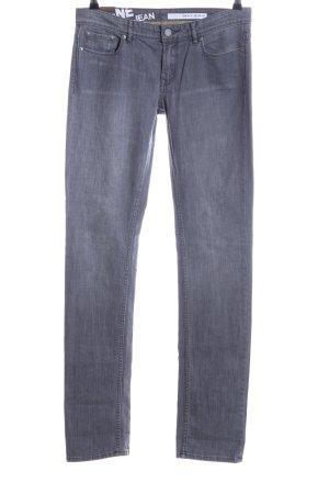 DKNY Jeans Slim Jeans hellgrau Casual-Look