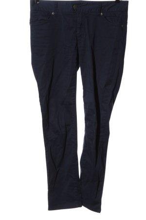 DKNY Jeans Jeansy z prostymi nogawkami niebieski W stylu casual