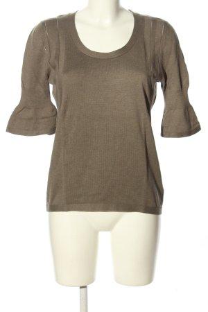 DKNY Jeans Strickshirt khaki Casual-Look