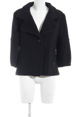 DKNY Jeans Winterjacke schwarz Casual-Look