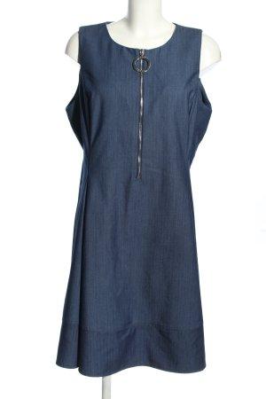 DKNY Abito denim blu stile casual