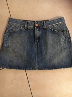DKNY Jeans Gonna di jeans blu