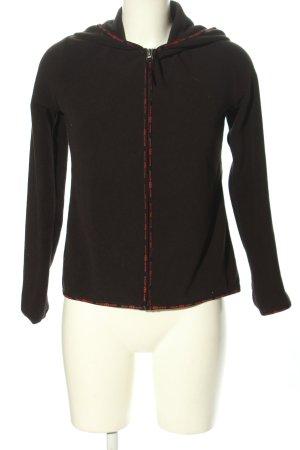 DKNY Kapuzensweatshirt Motivdruck Casual-Look