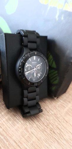 DKNY Keramik HerrenUhr Chronograph NY8188 Markenuhr