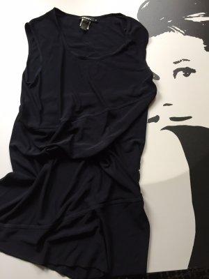 DKNY Vestido ceñido de tubo negro