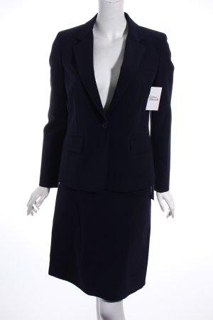 DKNY Kostüm dunkelblau Elegant