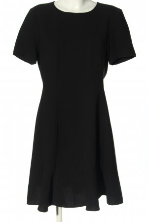 DKNY Robe à manches courtes noir style décontracté