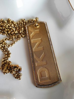 DKNY Statement Necklace gold-colored