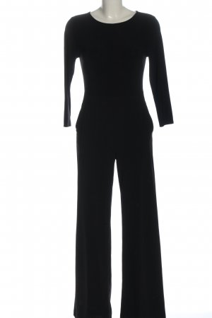 DKNY Langer Jumpsuit schwarz Casual-Look