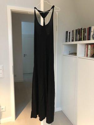 DKNY Robe longue noir