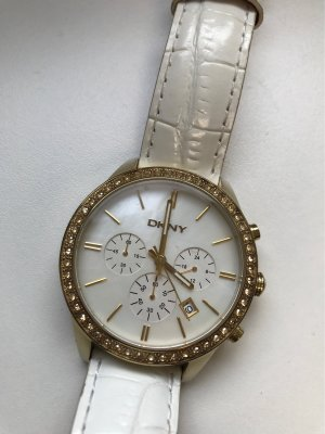 DKNY Lederarmband Uhr