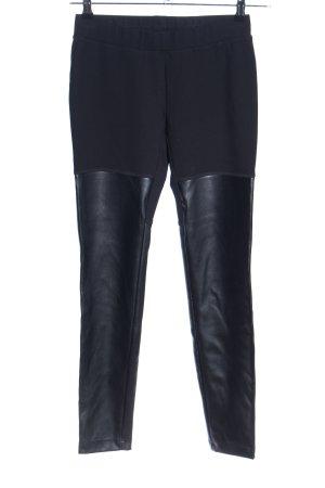 DKNY Leggings schwarz Casual-Look