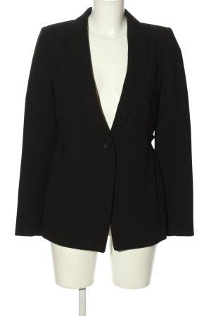 DKNY Long-Blazer schwarz Business-Look
