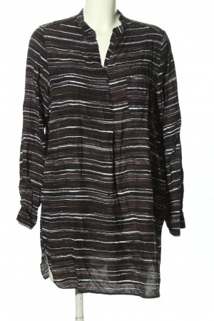 DKNY Long-Bluse Streifenmuster Casual-Look