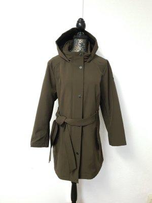 DKNY Softshell Jacket khaki