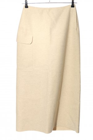 DKNY Wollrock creme Casual-Look