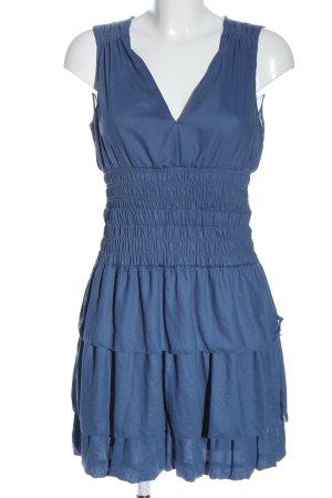DKNY Minikleid blau Casual-Look