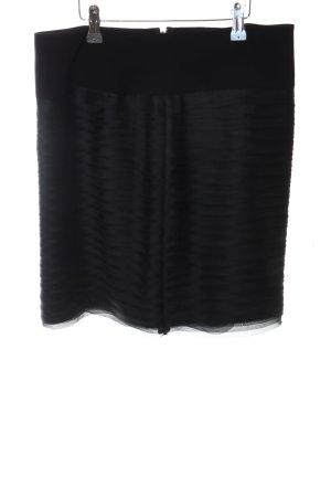 DKNY Mini rok zwart elegant