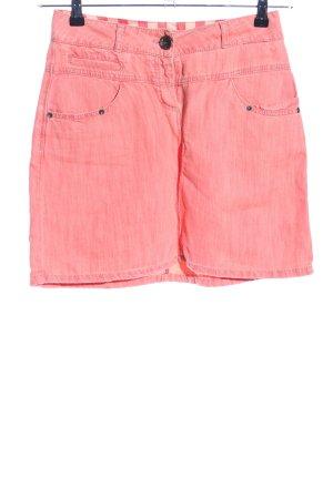 DKNY Minirock pink Casual-Look