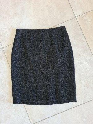 DKNY Mini rok zwart