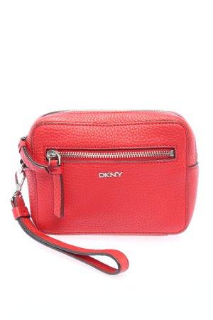 DKNY Torebka mini czerwony W stylu casual