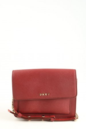 DKNY Minitasche rot Business-Look
