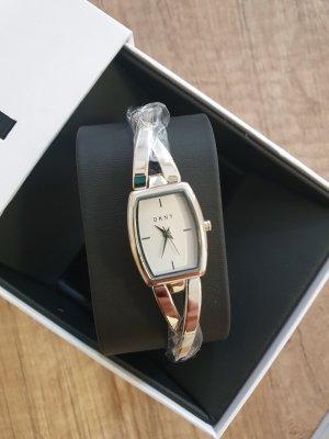 DKNY NY2234 Damenuhr neu Armbanduhr silber Edel-stahl Armband