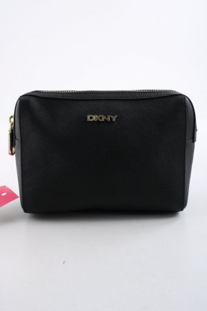 DKNY Bolso tipo pochette negro estilo «business»