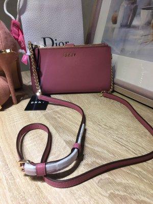 DKNY Portemonnaie  / Tasche / clutch rosa pink